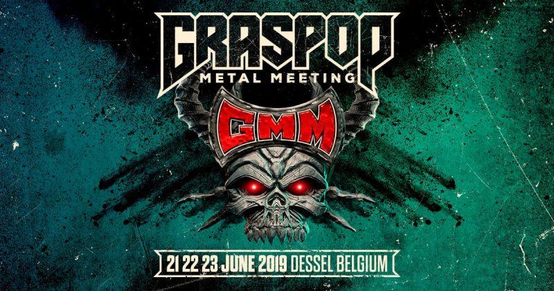 Kiss Laatste Headliner Van Graspop Metal Meeting Zware Metalen