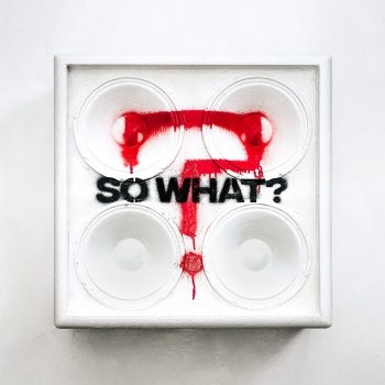 While She Sleeps - So What? cover