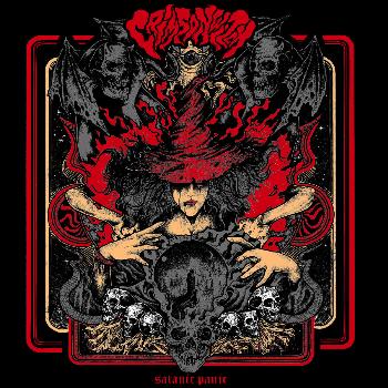 Crimson Witch - Satanic Panic