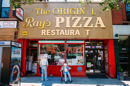 rays pizza ny